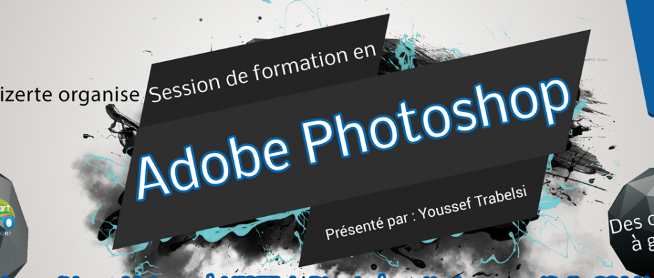 Adobe Photoshop Training with Youssef Trabelsi