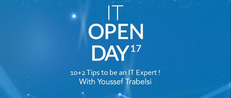 ISET bizerte open day 17